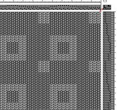 kuvikas: summer & winter | 6-shaft, 10-treadle