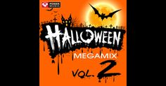 "Start shaping up for your Halloween costume with the 2nd Volume of Halloween MegaMix! You'll be able to outrun any ghost with songs including ""Black Widow,"" ""Disturbia,"" ""I Want Candy,"" and more! Get in the Halloween spirit with this spooky playlist!"