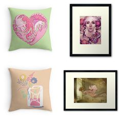 I liked the 'Pretty in Pink' room on Redbubble's Dream Room Sweepstakes! You can win free stuff too by sharing your favorite art pieces. Visit http://www.redbubble.com/p/147-win-your-dream-room for more amazing designs! #redbubble #dreamroom