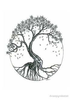 Small Tree of Life Tattoo Designs | flat,800x800,070,f.jpg