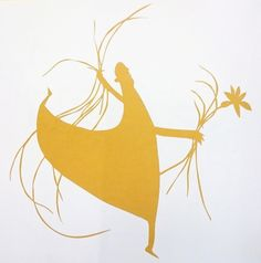 Illustrator and graphic designer Gemeo Luis via the art room plant. Slow Dance, Kids Class, Frozen In Time, Dance Poses, Plant Art, Art Blog, Paper Cutting, Moose Art, Animation
