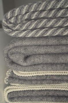 Kvalitné deky v severskom štýle