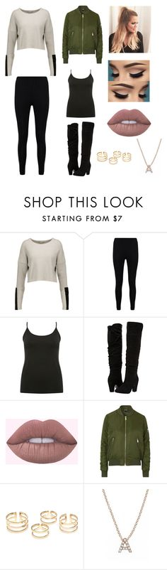 """""""In Style"""" by elenialex ❤ liked on Polyvore featuring Autumn Cashmere, Boohoo, M&Co, Dorothy Perkins, Topshop and Bony Levy"""