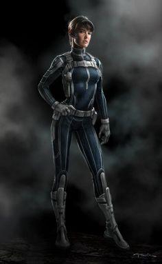 Marvel Cinematic Universe: OS VINGADORES | NOVAS ARTES CONCEITUAIS