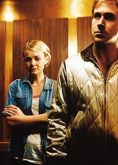 Drive | Ryan Gosling | Carey  Mulligan  I have something going on with elevators and the elevator scenes in this one are memorable and get under your skin. Also great soundtrack!
