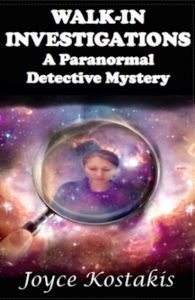 About Walk-In Investigations: A Paranormal Detective Mystery by Joyce Kostakis Dying was the break she needed… Or so she thought. Homicide Detective Katie Hanson prided herself on being an advocate for the dead. She had no idea dying would take that to a completely new level. A near death experience...CHECK HERE>>>http://bestbooksnetwork.com/featured-book-walk-in-investigations-a-paranormal-detective-mystery-by-joyce-kostakis/