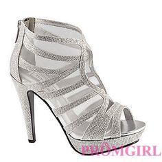 Blake at PromGirl.com  #promgirl #shoes #heels