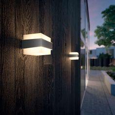 Wandlamp Philips myGarden Outdoor Shovel 1733547PN #buitenverlichting #lamp123.nl #tuinverlichting #verlichting