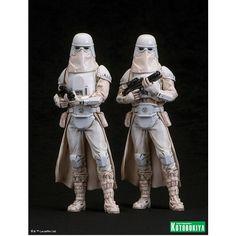 JMD Retail - Kotobukiya ArtFX+ Star Wars Snowtrooper Statue 2pk