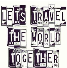 Now we are going to travel the world together! @odallysd @jasmineliz27 @jasminedelahoya