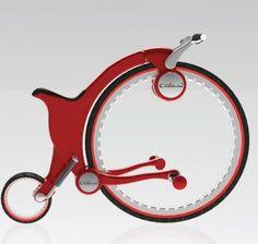 Luigi Colani - Bicycle