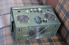 AUDIO ARSENAL Ammo box MP3 Stereo Custom Made To Order