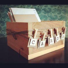 Card box!