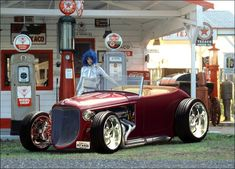 Ideas for my new street rod (More at http://pinterest.com/gary5mith/ideas-for-my-new-street-rod/)  : Hot Rod by ~TutChez on deviantART