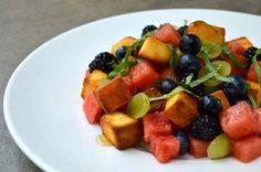 Italian Fruit Salad - dessert idea