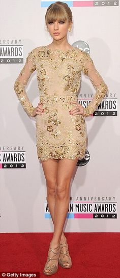 country routes news: 2012 American Music Awards