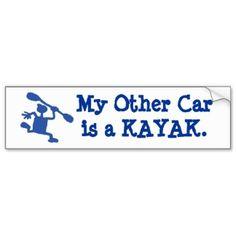 KAYAK!!