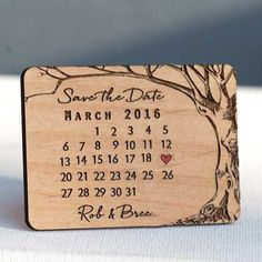 50 Calendar Save the Date Magnets Laser cut and by StylineDesigns Laser Cutter Ideas, Laser Cutter Projects, Cnc Projects, 3d Laser, Laser Cut Wood, Laser Cutting, Laser Cut Jewelry, Laser Machine, Save The Date Magnets