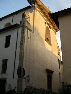 Sansepolcro, chiesa di sant'agostino 01 - Chiesa di Sant'Agostino (Sansepolcro) - Wikipedia.