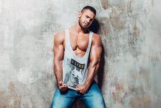 Konstantin Kamynin: The Sexy Man. Pavel Lepikhin Photos