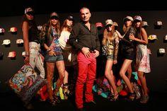 Décès à Los Angeles de Christian Audigier, prolifique créateur de mode