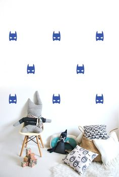 Cool Wall Stickers for the Kids' Room - Petit & Small