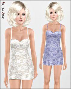Sleepwear by Irida - Sims 3 Downloads CC Caboodle