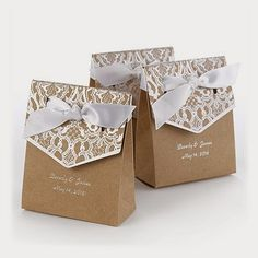 Occasions to Blog: Party Favor Boxes (Box Link - http://occasionsinprint.carlsoncraft.com/Wedding/Favors/ZB-ZBK31278-Naturally-Vintage-Tent-Favor-Box.pro#imageSelect=141759)