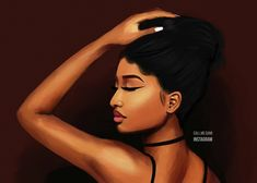 Uplifting Learn To Draw Faces Ideas. Incredible Learn To Draw Faces Ideas. Face Drawings, Realistic Drawings, How To Draw Hair, Learn To Draw, Afro, Facial Expressions, Black People, Black Art, Black Girl Magic
