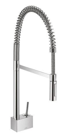 Axor Starck One Handle Deck Mounted Bar Faucet