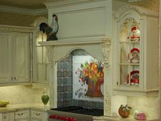 Modern Miniatures Whitledge-Burgess Traditional kitchen
