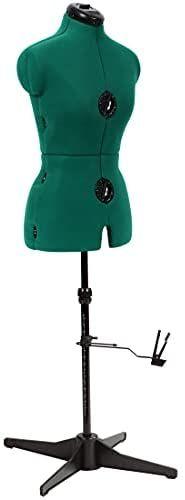 Amazon.com: Dritz Sew You Adjustable Dress Form, Small, Opal Green : Arts, Crafts & Sewing