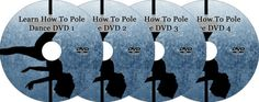 Learn-to-Pole-Dance-4-DVD-set-pole-dancing-exercise-fitness-tutorial-guide-video