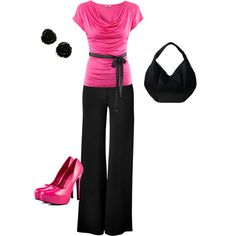 work casual, created by alanna-bowes on Polyvore
