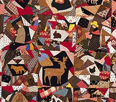 Art of the Needle: 100 Masterpiece Quilts from the Shelburne Museum by Henry Joyce from Antiques & Fine Art magazine