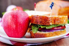 Panera's Mediterranean Veggie Sandwich by Iowa Girl Eats