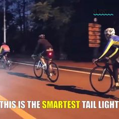 🚲 💡Turns on automatically to warn cars and cyclists behind you💥 Increase your safety and visibility in traffic 🚗 💥 🔋 USB rechargeable🔋 🔥 40% Off Today🔥 Cycling Motivation, Cycling Quotes, Cycling Art, Bicycle Lights, Bike Light, Brakes Car, Smart Auto, Light Highlights, Dirt Bike Girl