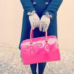 Kate Spade pink bag :)