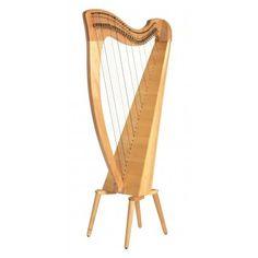 Skylark Lever Harp Package made by Pilgrim Harps in #Surrey