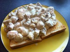 Mushroom sauce Biltong, South African Recipes, Mushroom Sauce, Beef Jerky, Recipe Using, Gravy, Dressings, Yum Yum, Food To Make