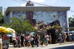 """MIS - Museu da Imagem e do Som (Foto: Gabriela Bilo/ Estadão - Fonte: Estadão """"Museus de São Paulo)"""