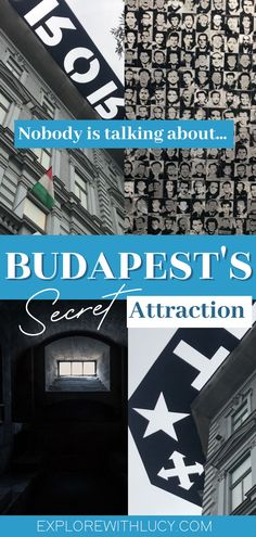 You cannot take a trip to Budapest without visiting the House of Terror Museum. It is a museum that covers the fascist and communism occupations of Hungary. The museum also serves as a memorial for those who lost their lives during the regimes. Although slightly disturbing, the House of Terror gives visitors a great insight into the city's past. #budapest #thingstodoinbudapest #hungaryattractions #budapestattractions #budapestmuseum Budapest Things To Do In, Budapest Travel, Communism, Europe Travel Tips, Hungary, Travel Inspiration, Insight, Travelling, Budget