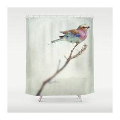 Bird Shower Curtain.