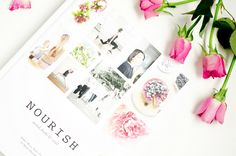 Catharine Noble Photography: Nourish, Mind, Body and Soul Book by Amber Rose, S...