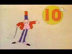 Sesamstraat animatie - De spreekstalmeester - 10 - YouTube