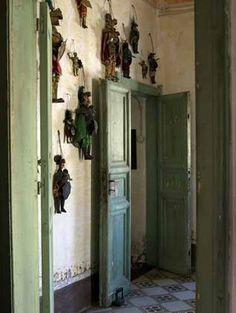 knight puppets, sicilian
