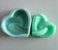 Love Heart Silicone Mold Silicone Mould Candy Mold by MoldHouse