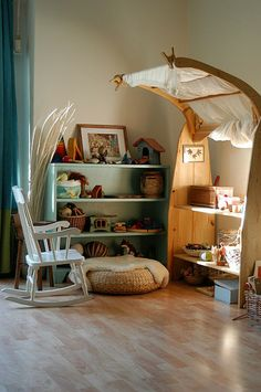 cozy playstands - would the kdis move them around and get creative though??