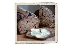 Finnish rye bread, the only food I really miss