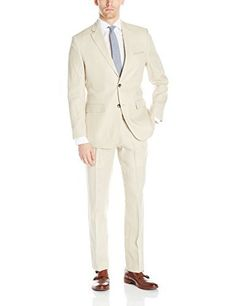 """This Perry Ellis slim fit suit is made with stretch for the contemporary on-the-go man. Created in a lightweight and comfortable linen       Famous Words of Inspiration...""""I am certainly not one of those who need to be prodded. In fact, if anything, I am the...  More details at https://jackets-lovers.bestselleroutlets.com/mens-jackets-coats/suits-sport-coats/suits/product-review-for-perry-ellis-mens-two-button-slim-fit-linen-suit/"""